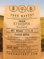 Ethiopia Kochere from Thou Mayest