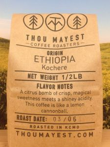 Ethiopia Kochere from Thou Mayest