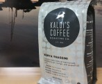 Kenya Thageini from Kaldi's Coffee Roasting Co.