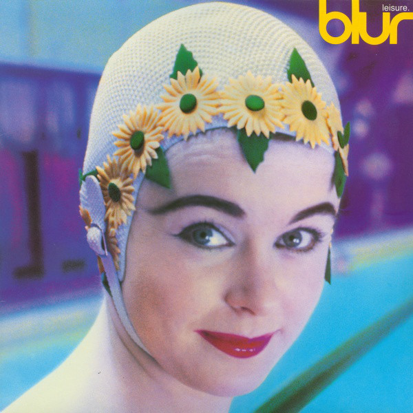 High Cool - Front cover to Blur's 1991 Leisure album on Food Records. Rob Gregory Author