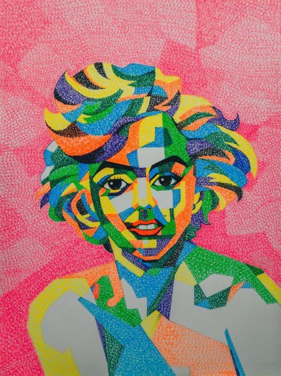 Icon Amazed - Marylin Monroe. Rob Gregory Author