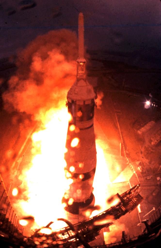 Space - Apollo 12. Rob Gregory Author