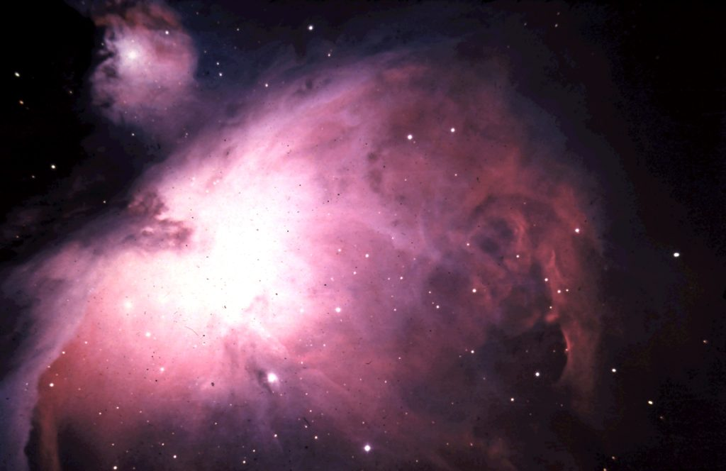 Space - Orion nebula. Rob Gregory Author