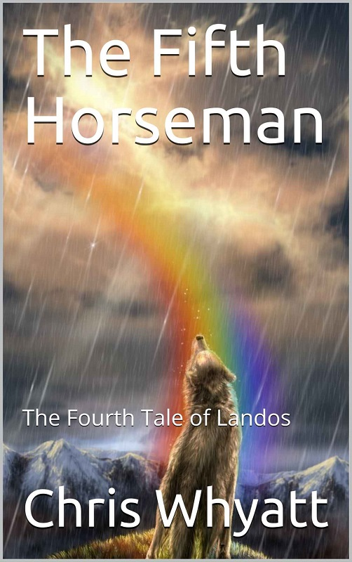 The Fifth Horseman. A book by Chris Whyatt - Rob Gregory Author