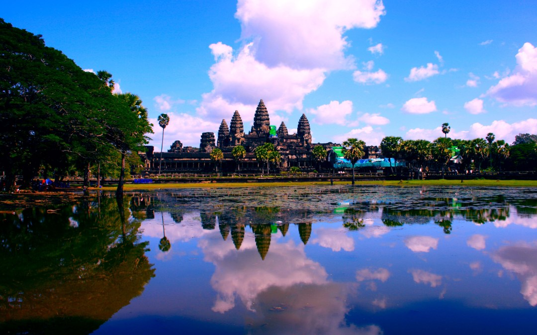 Angkor What? Discovery leaves experts baffled