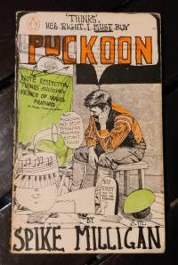 Puckoon by Spike Milligan. Rob Gregory Author