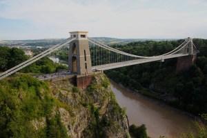 Clifton Suspension Bridge - Rob Gregory Author