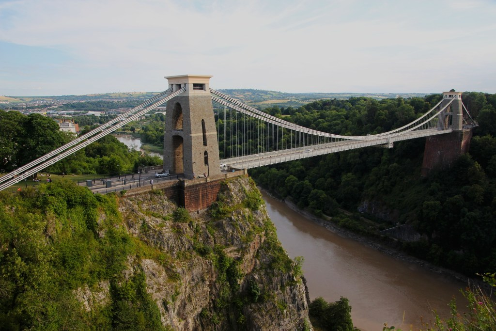Clifton Suspension Bridge - Rob Gregory Author