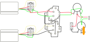 Extreme Pickup Selector Wiring
