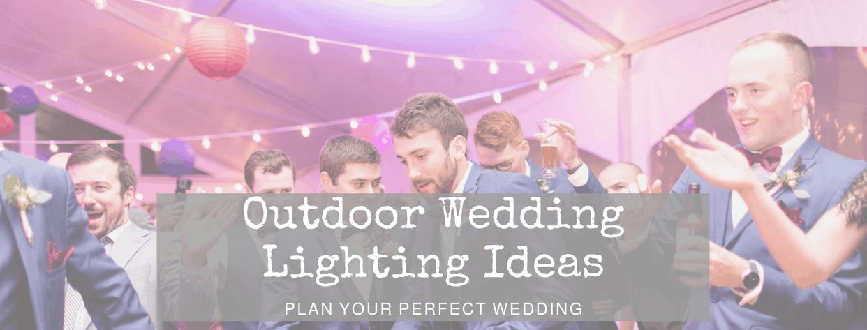 wedding event lighting ideas archives