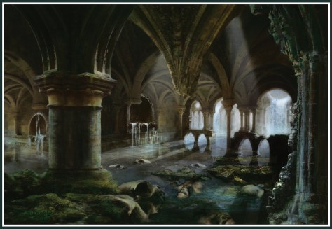 Image result for watery grave art