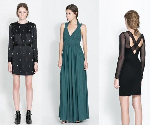 Vestidos fin de año 2014