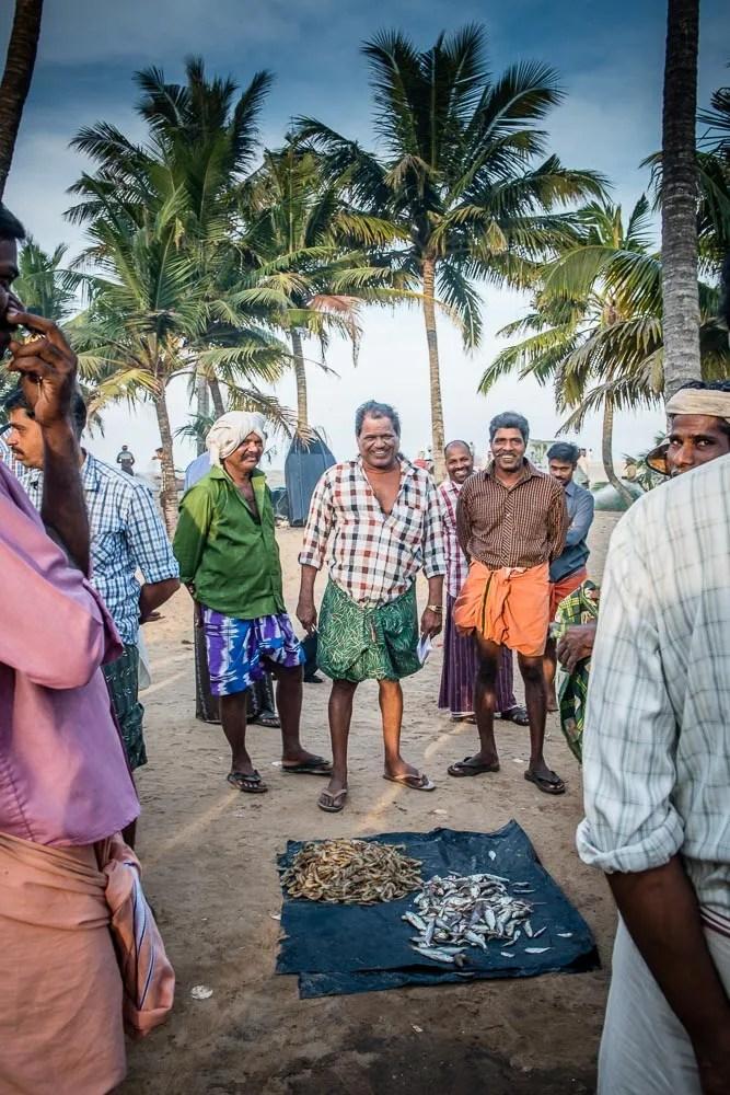 Kerala People Portraits Indian Travel Photography