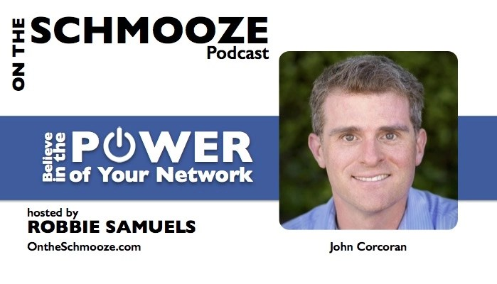 Believe in the Power of Your Network - John Corcoran