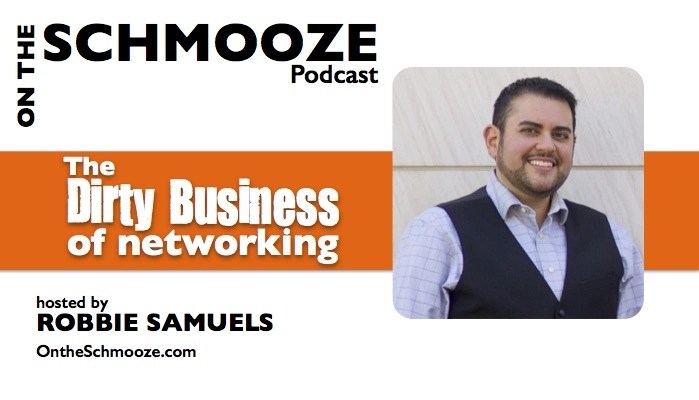 The Dirty Business of Networking - Robbie Samuels