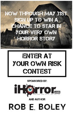 Enter At Your Own Risk Contest