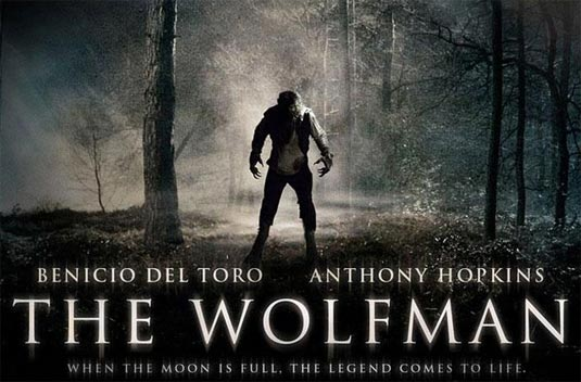 Wolfman 2010 Poster