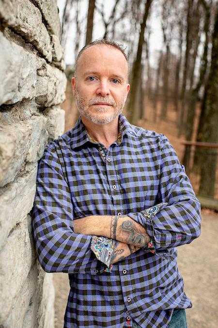 Rob E. Boley Author Photo