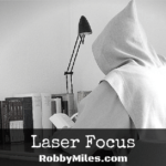 """Hell Week"" Day 4: Laser Focus"