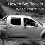 How to Get Back in Action When You're Just Plain Stuck