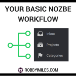 Your Basic Nozbe Workflow