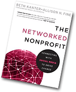 Book cover: The Networked Nonprofit