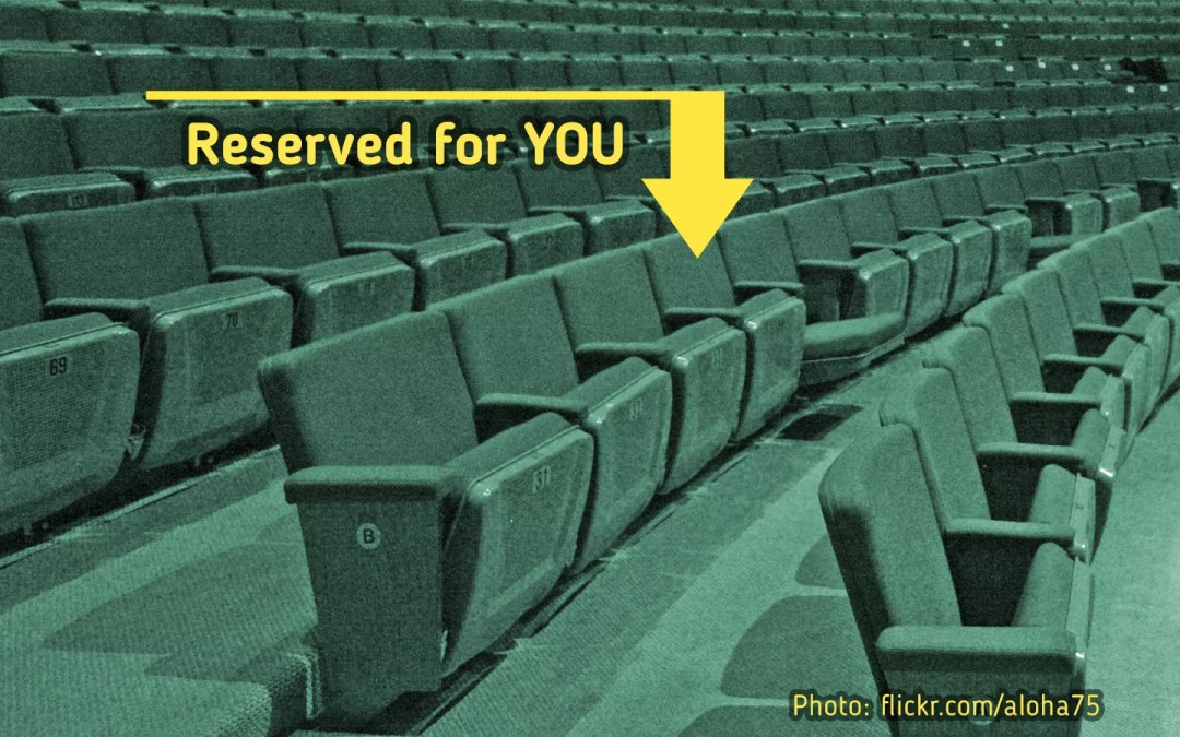 Being there: Why a seat in the audience can make you a better speechwriter