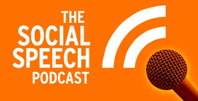 Social Speech Podcast, episode 13: Three words for leadership communications in 2017 (and welcome back!)