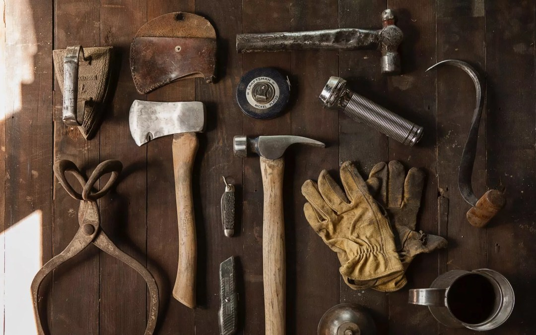 Ep. 19. Get your hands dirty (and know your tools)