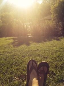 thank you, sun!