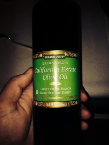 I was given this when Joe invited me to a party at his vineyard outside Calistoga.