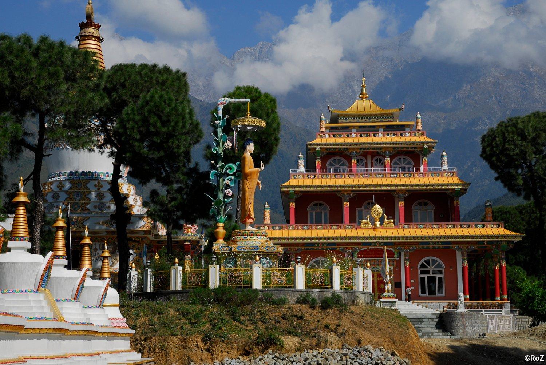 Монастырь Дорзонг Джангчуб Донг