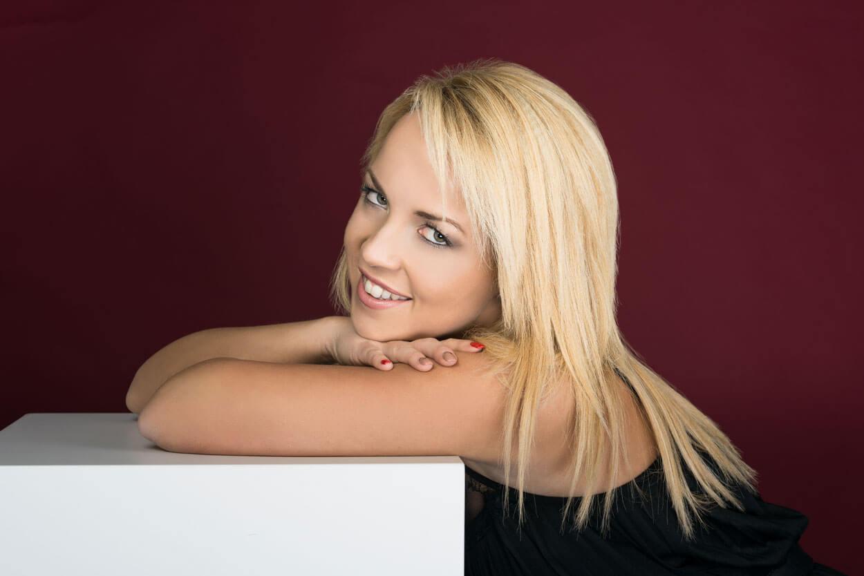 Presentatrice eventi - Roberta