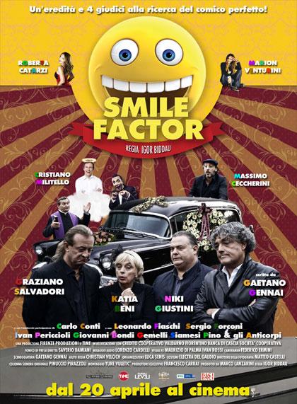 Smile Factor - Locandina