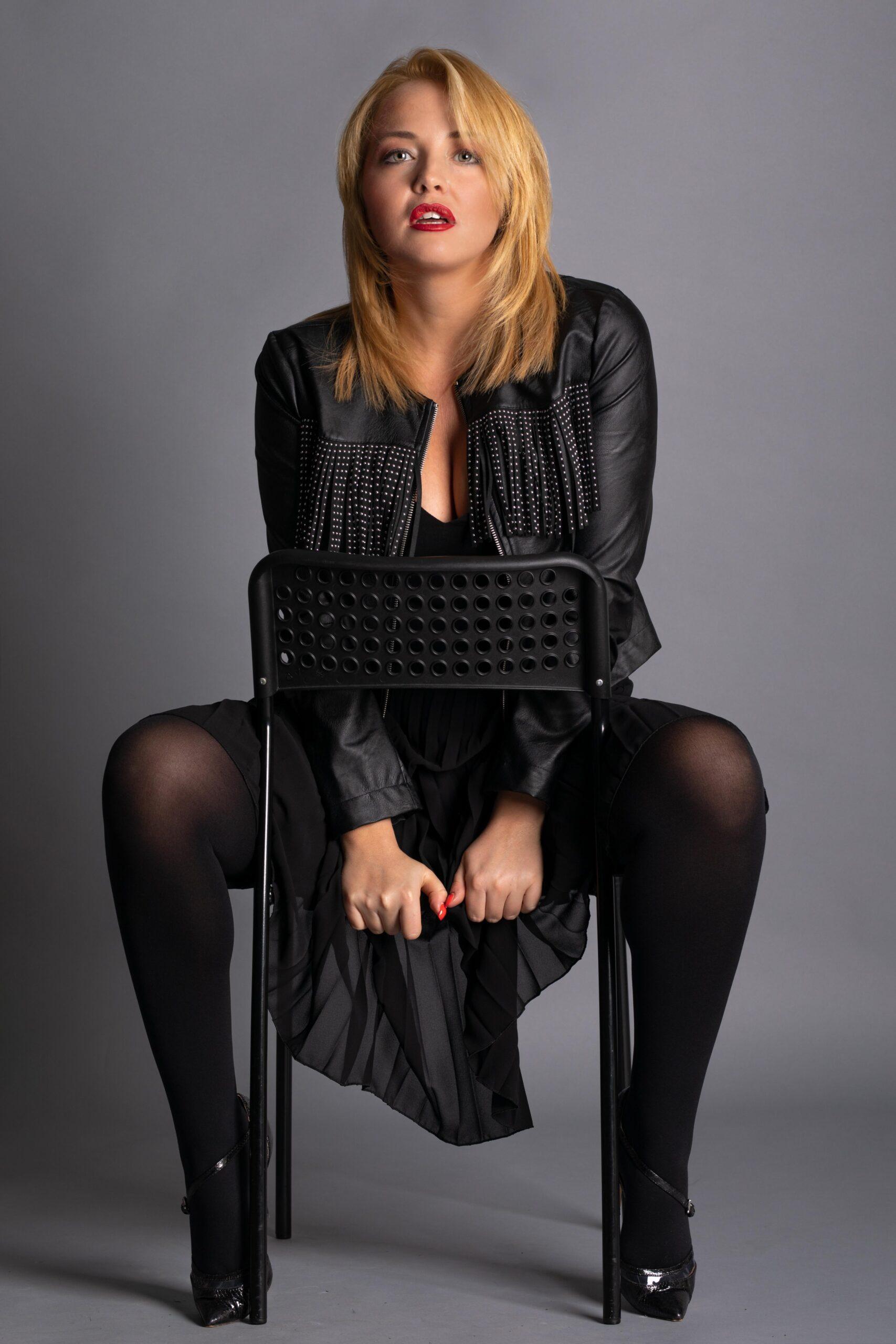 Attrice italiana Roberta Catarzi