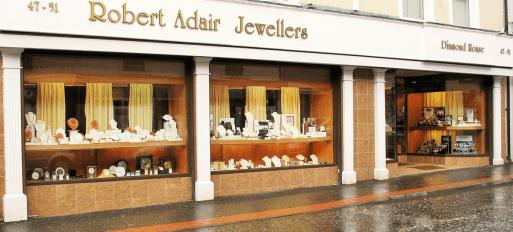 Robert Adair Jewellery Ballymena