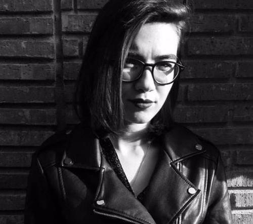 Roberta Finocchiaro black and white