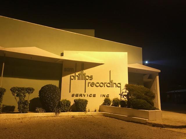 Phillips recording