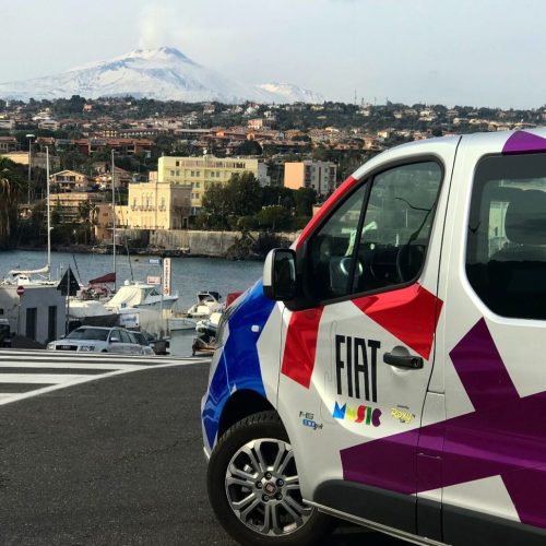 Fiat Talento by FIAT MUSIC e ROXY BAR a Catania