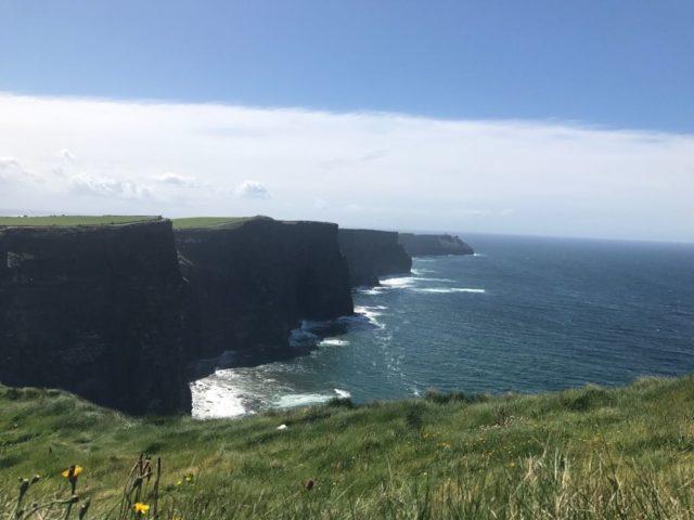 Roberta in giro per l'Irlanda
