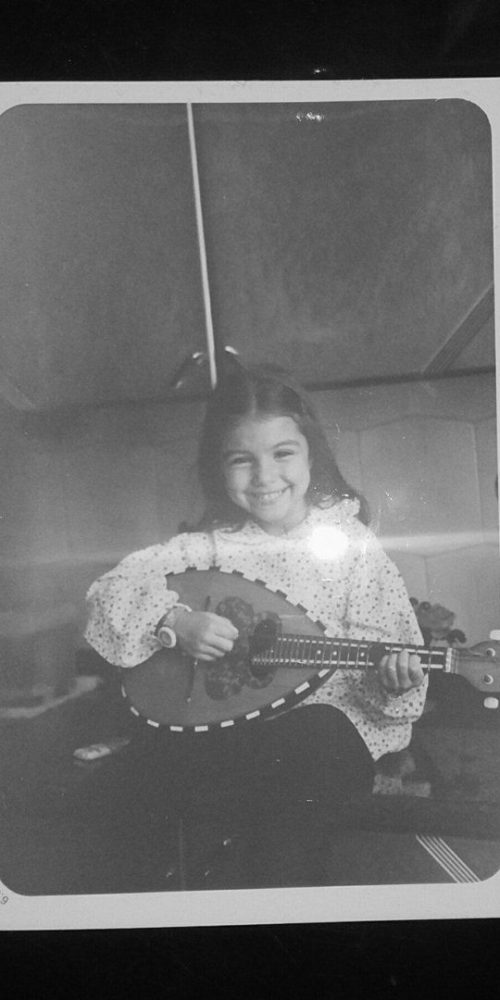 Roberta Finocchiaro da bambina