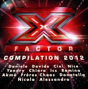 X Factor Italia 6 – Compilation 2012 – AAVV