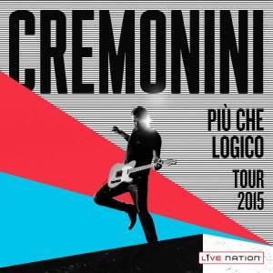 Cesare Cremonini – Più che Logico Tour 2015