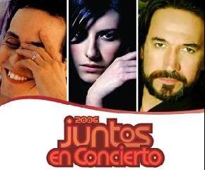 Laura Pausini – Juntos en concierto Tour 2006
