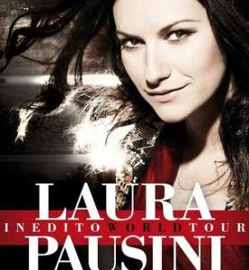 Laura Pausini – Inedito World Tour 2012