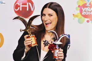 Laura Pausini – Viña del Mar 2014