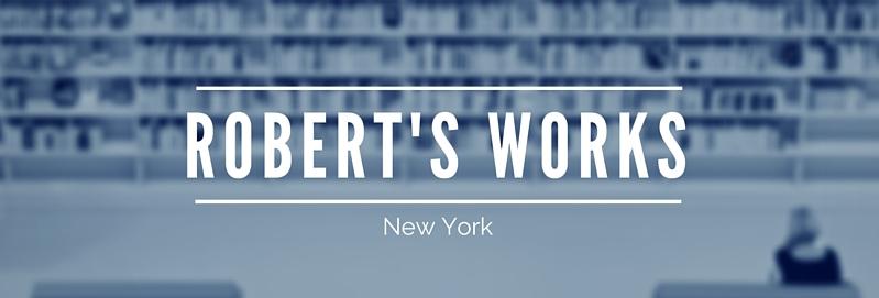 Robert's Works