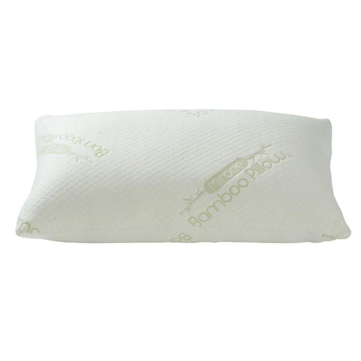 thane miracle bamboo pillow