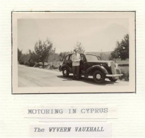 Motoring in Cyprus, Vauxhall Wyvern