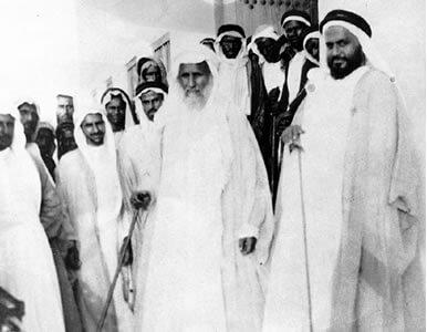 Sheikh Abdullah bin Qassim al Thani